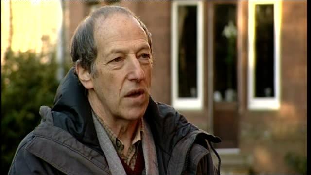 robert napper pleads guilty england professor david canter interview sot - robert napper stock videos & royalty-free footage