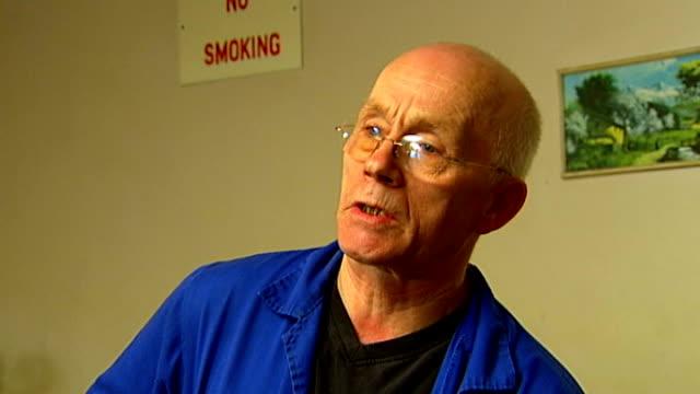 robert napper pleads guilty int robin mccarlie interview sot - robert napper stock videos & royalty-free footage