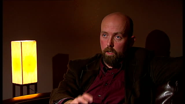 robert napper pleads guilty london int professor laurence alison interview sot - robert napper stock videos & royalty-free footage