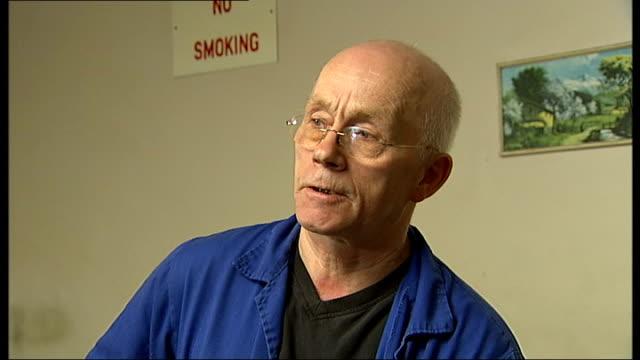 robert napper pleads guilty robin mcarlie interview sot - robert napper stock videos & royalty-free footage