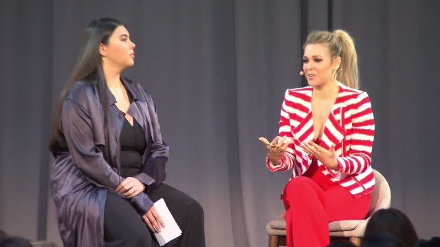 SPEECH Rachel Platten talks about her songs' inspiration and the reaction after it was revealed to audiences at Glamour's Women Of The Year LIVE...