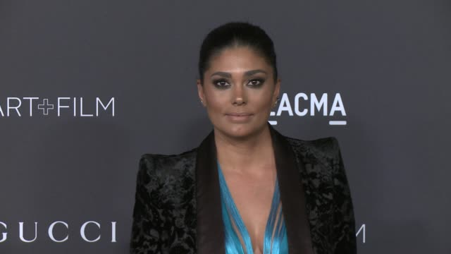 rachel roy at 2015 lacma art+film gala honoring alejandro g. inarritu and james turrell presented by gucci at lacma on november 07, 2015 in los... - rachel roy designer label stock videos & royalty-free footage