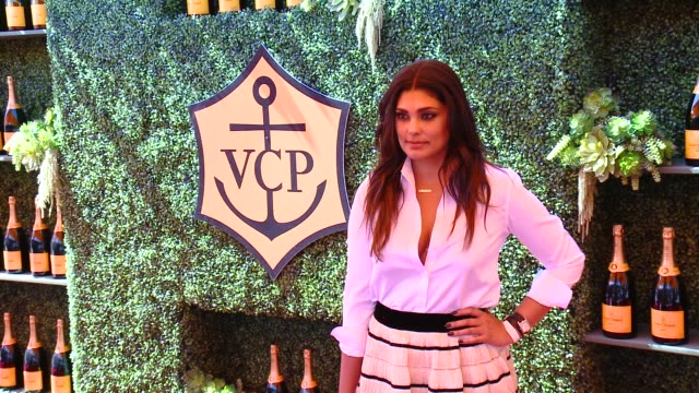 rachel roy at the fifth-annual veuve clicquot polo classic, los angeles at will rogers state historic park on october 11, 2014 in pacific palisades,... - palisades park stock videos & royalty-free footage