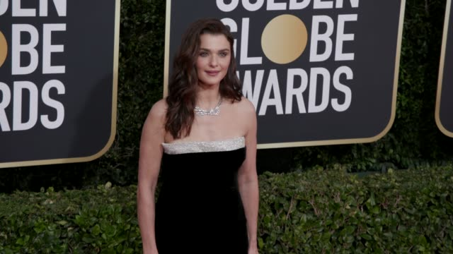 rachel weisz at 77th annual golden globe awards at the beverly hilton hotel on january 05 2020 in beverly hills california - rachel weisz stock videos & royalty-free footage
