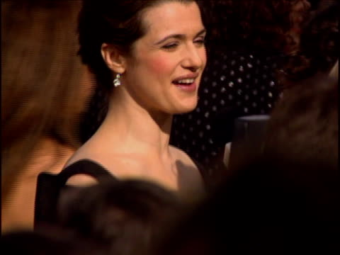 rachel weisz at the 78th annual academy awards arrivals at hollywood california - 2006 stock videos & royalty-free footage