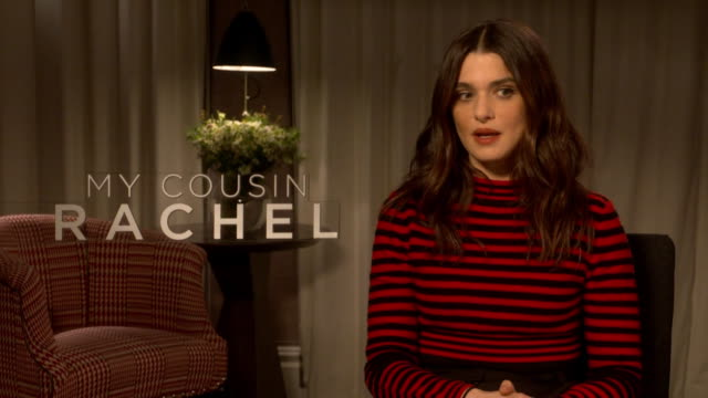 INTERVIEW Rachel Weisz on her next project 'The Favourite' working with Fox Searchlight and Emma Stone at 'My Cousin Rachel' Interviews on June 7...