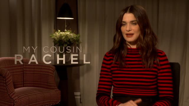 INTERVIEW Rachel Weisz on the story her character gender roles and Emma Stone on June 07 2017 in London England