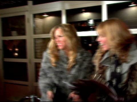 rachel zoe at the jade jagger and diesel's renzo rosso kickoff limited edition new york to support al gore's climate project at industria superstudio... - rosso stock videos & royalty-free footage
