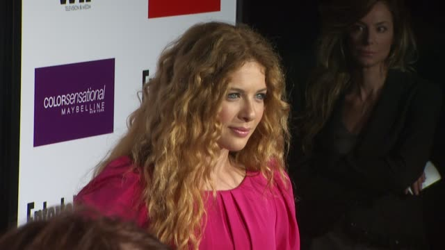rachelle lefevre at the entertainment weekly women in film preemmy party at west hollywood ca - entertainment weekly stock-videos und b-roll-filmmaterial