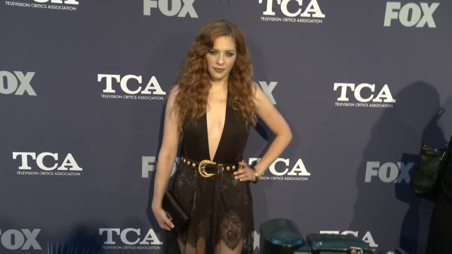 Rachelle Lefevre at the FOX Summer TCA 2018 AllStar Party at Soho House on August 02 2018 in West Hollywood California
