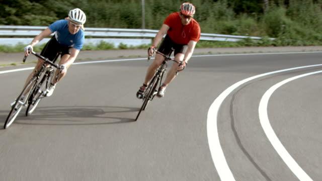競技用自転車 - 戦い点の映像素材/bロール