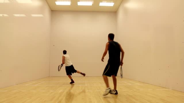 Schläger und Ball