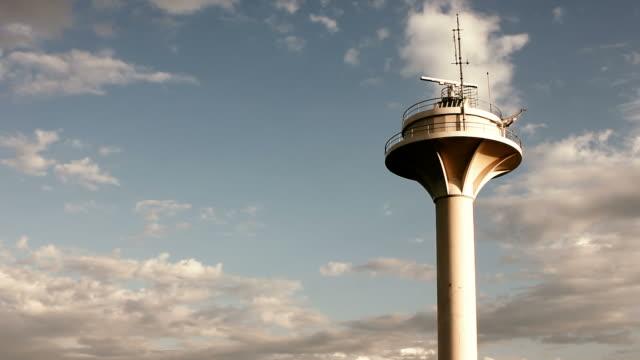 radar control tower - air traffic control stock videos & royalty-free footage