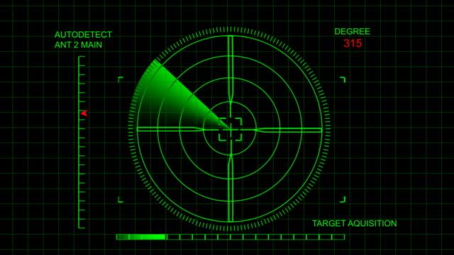 radar screen - radar stock videos & royalty-free footage