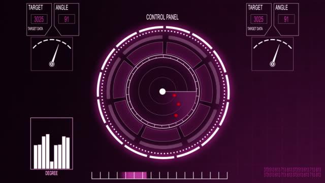 4K Radar Screen