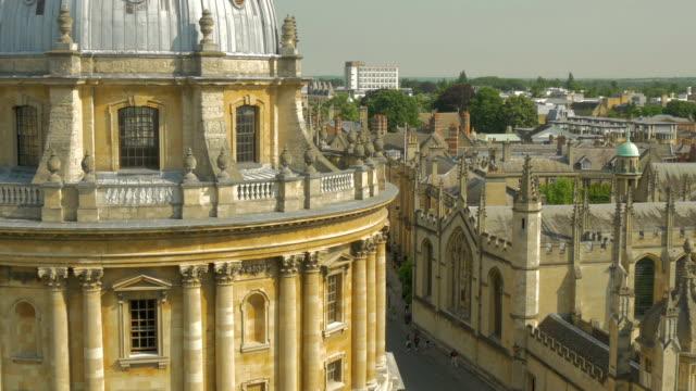 radcliffe camera,oxford,ha,cu - oxford university stock videos & royalty-free footage