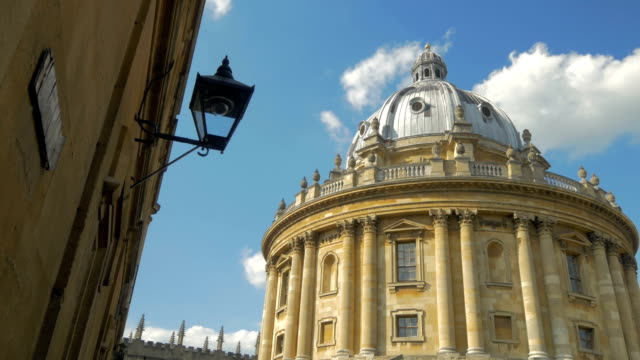 radcliffe camera,oxford,zi, - radcliffe camera stock videos and b-roll footage