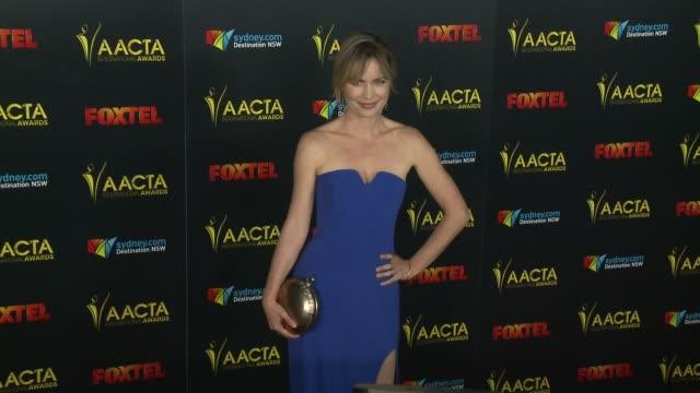 Radha Mitchell at 6th AACTA International Awards in Los Angeles CA
