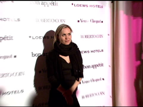 Radha Mitchell at the 2008 Sundance Film Festival at Bon Appetit Supper Club in Park City Utah on January 21 2008