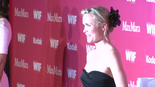 Radha Mitchell at the 2009 Women In Film Crystal Lucy Awards at Century City CA