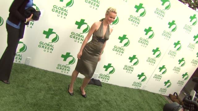 Radha Mitchell at the Global Green USA 13th Annual Millennium Awards at Santa Monica CA