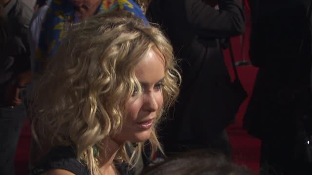 Radha Mitchell at the 'Surrogates' Premiere at Hollywood CA