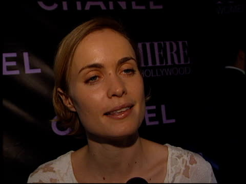 radha mitchell at the women in hollywood awards at the four seasons hotel in beverly hills, california on october 16, 2002. - four seasons hotel stock videos & royalty-free footage