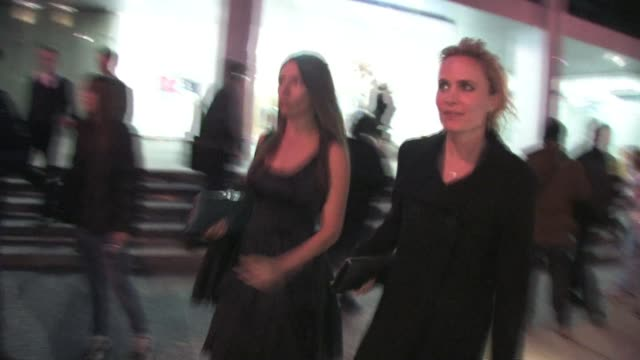 Radha Mitchell in West Hollywood at the Celebrity Sightings in Los Angeles Part 2 at Los Angeles CA