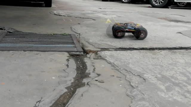ラジコン車 - ラジコン点の映像素材/bロール