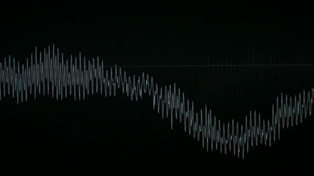 vídeos y material grabado en eventos de stock de radio spectrum - frecuencia
