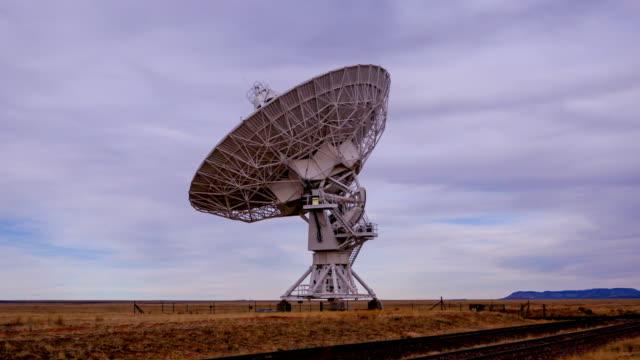 radio telescope - radio wave stock videos & royalty-free footage