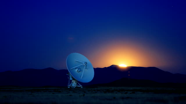 radio telescope - astronomy telescope stock videos & royalty-free footage