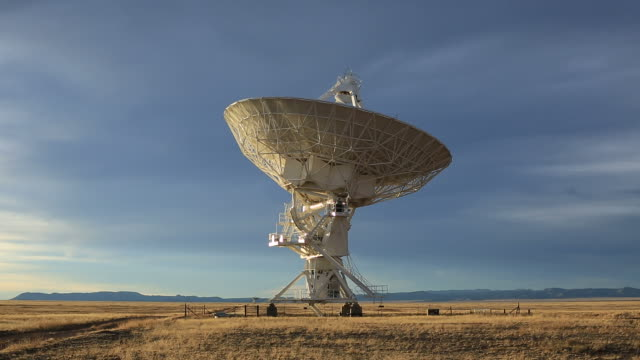 radio telescope - exploration stock videos and b-roll footage
