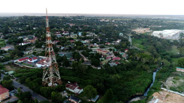 Radio Tower - Kitwe, Zambia
