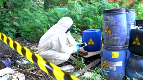 radioactive substances - poisonous stock videos & royalty-free footage