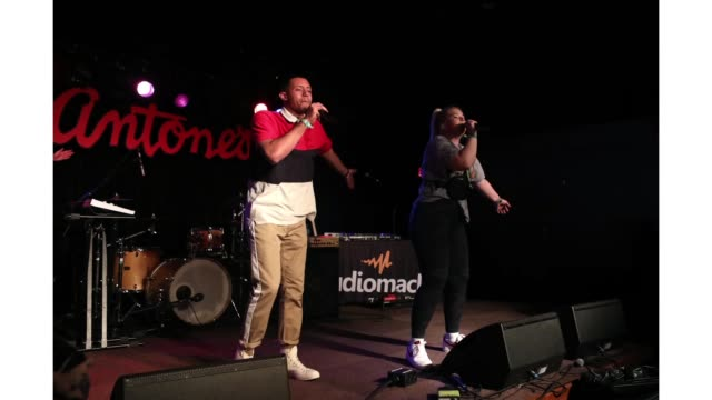 Rafael Newman and Wynne perform onstage at Leaders Of The New Cool during the 2019 SXSW Conference and Festivals at Antone's on March 14 2019 in...
