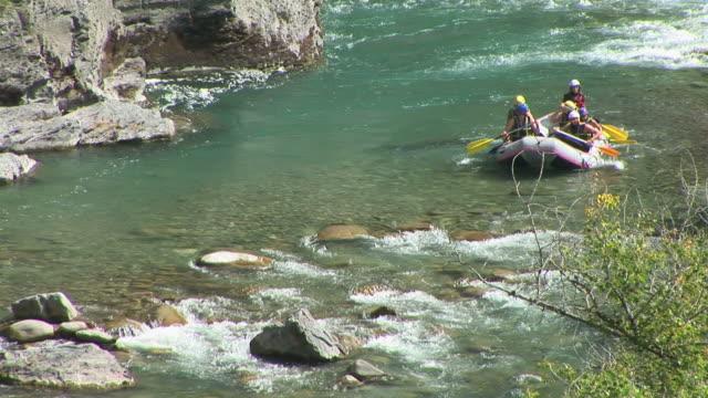 hd: rafting - rafting stock videos & royalty-free footage