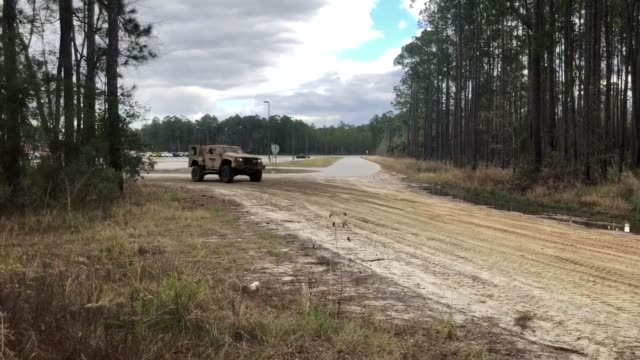 raider master drivers conduct training in new joint light tactical vehicle at fort stewart georgia - fort stewart stock videos & royalty-free footage