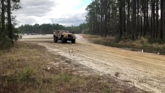 raider master drivers conduct training in new joint light tactical vehicle at fort stewart, georgia. - fort stewart stock videos & royalty-free footage