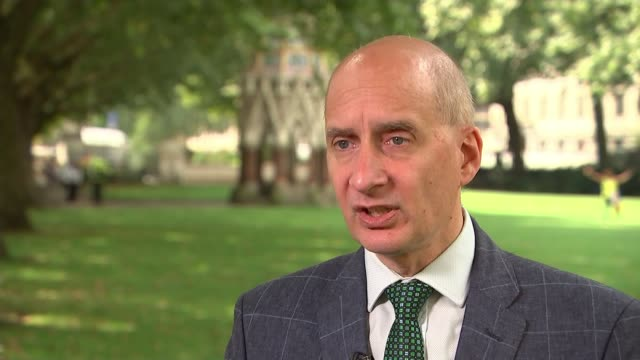 crossrail opening delayed until late 2019; uk, london: crossrail construction site at tottenham court road: lord adonis interview. england: london:... - tottenham court road stock videos & royalty-free footage