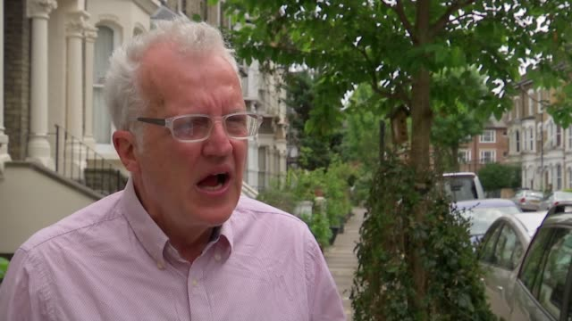 Second day of travel disruption after biggest train timetable change across Britain for decades London Christian Wolmar interview SOT People along...