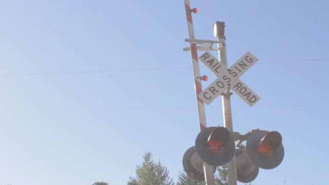 Railroad Crossing sign 2