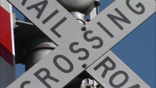 ECU, ZO, railroad crossing sign