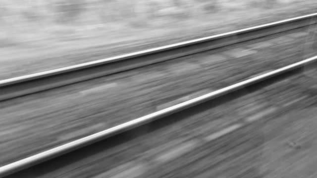 railway and railroad - railroad track stock videos and b-roll footage