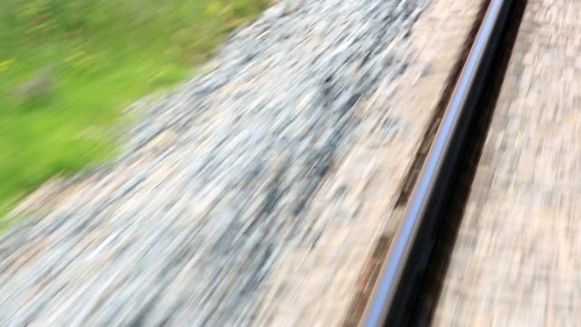 Railway at East of Turkey - On the Move