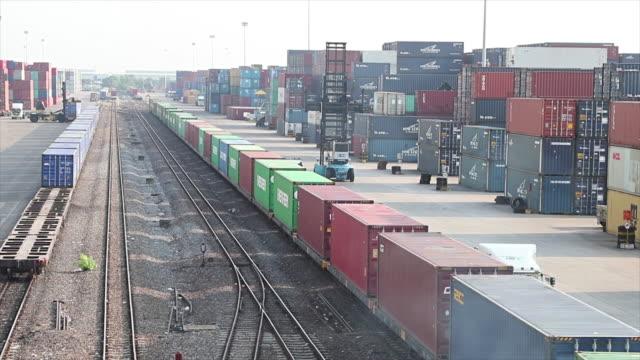 鉄道貨物コンテナます。