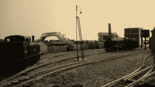 railway goods yard - 1930 stock videos & royalty-free footage