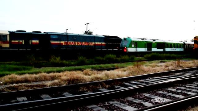 railway junction - railway junction stock videos & royalty-free footage