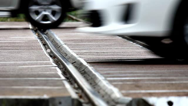 vidéos et rushes de trafic ferroviaire - plateforme