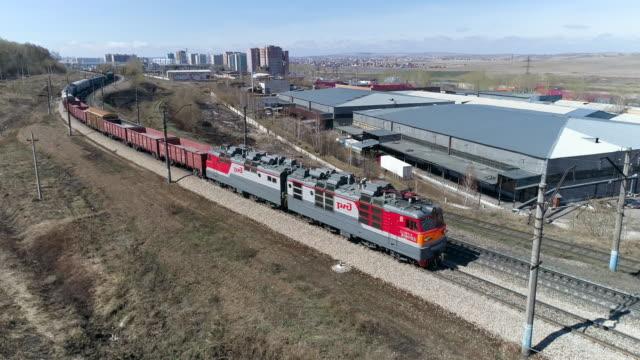 railway train - lokomotive stock-videos und b-roll-filmmaterial